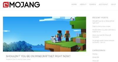 Web-Erfolgsstory mit schwedischen Wurzeln: Mojang