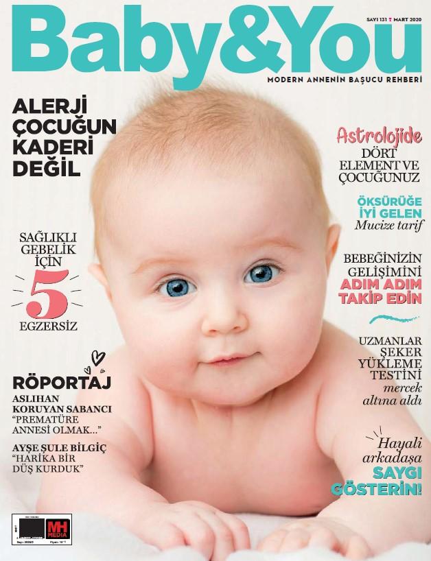 Baby&You Mart 2020 Dergi PDF indir