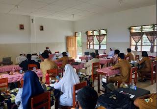 Covid-19 di Samosir Menurun, Direncanakan Pekan Depan Belajar Tatap Muka Dimulai