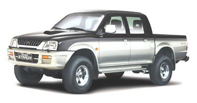 the ultimate car guide car profiles mitsubishi l200 1999 2006. Black Bedroom Furniture Sets. Home Design Ideas