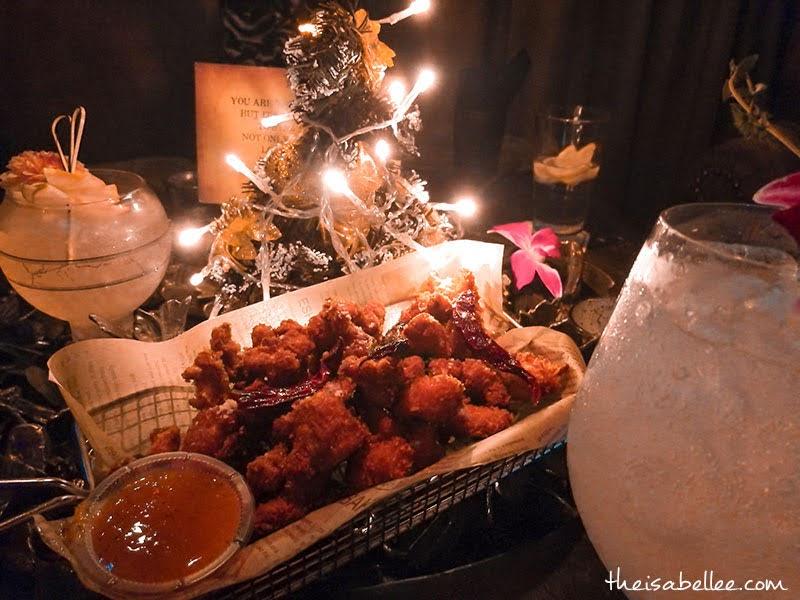 The Iron Fairies KL Spicy Popcorn Chicken