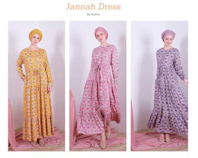 jannah dress naeka
