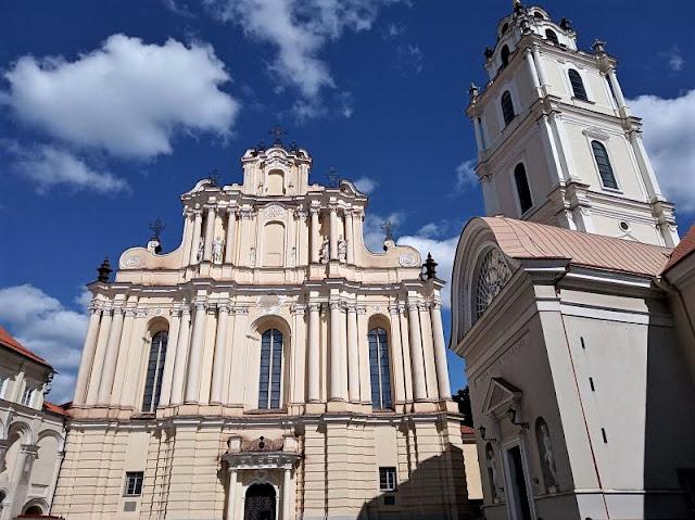 chiesa san giovanni università di vilnius