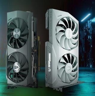 اسعار ومواصفات كروت الشاشة من انتاج شركة ZOTAC GeForce