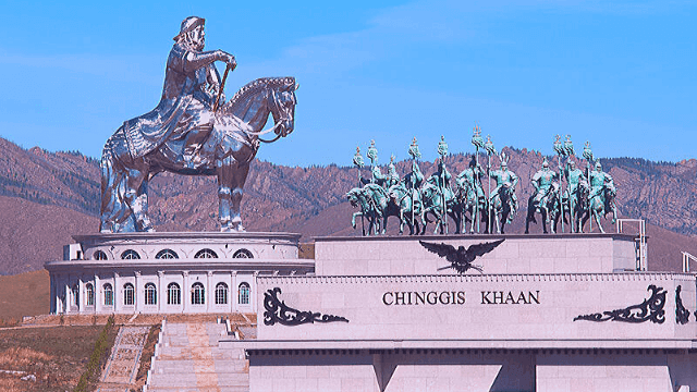 Best Places To visit in Mongolia and Tourist Attractions.Genghis Khan Statue Complex.