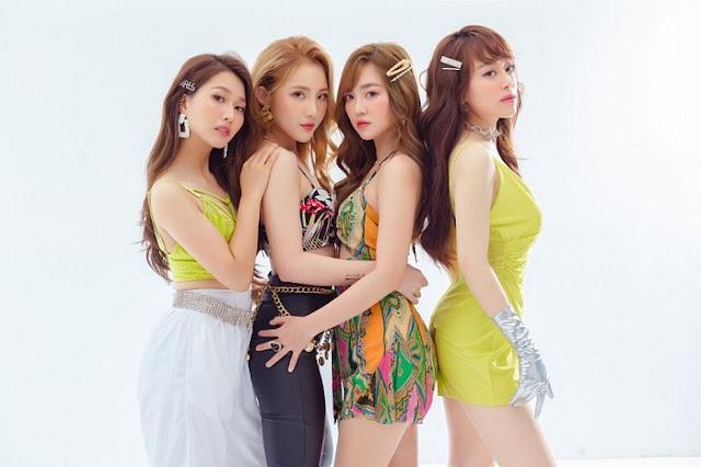 Lip B công bố thành viên mới: Nguỵ Thuỳ Linh (St.319) thay thế Mei