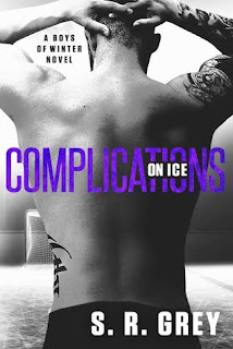 Complications on Ice by SR Grey