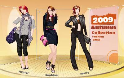 2009 Fall Styling Show - Jeu Pour les Filles sur PC