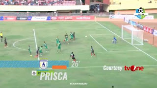 Persipura vs Sriwijaya FC 1-0 Highlights