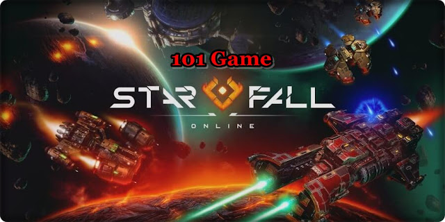 Стратегия про космос на пк - Starfall online