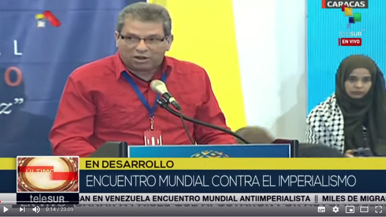 Partido Comunista de Cuba destaca lucha de Vzla contra el imperialismo
