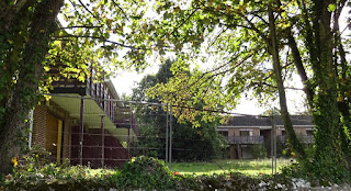 Harcourt Sands holiday camp in Ryde on the Isle of Wight