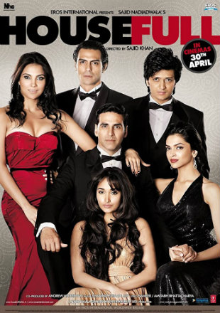 Housefull 2010 Full Hindi Movie Download