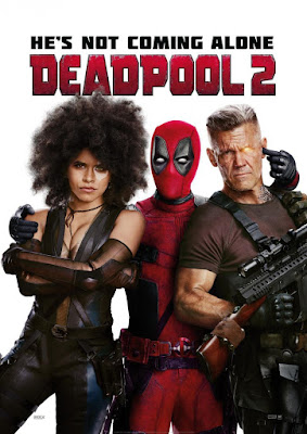 Deadpool 2 |2018| |DVD| |R1| |NTSC| |Latino|