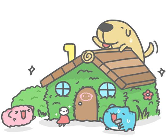 Truyện Mìn Lèo #146: Ngôi nhà mới