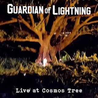 """Ο δίσκος των Guardian Of Lightning """"Live At Cosmos Tree"""""""