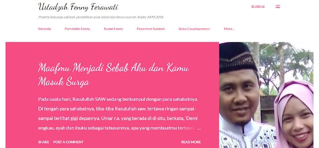 Ustadzah Fenny Ferawati Id