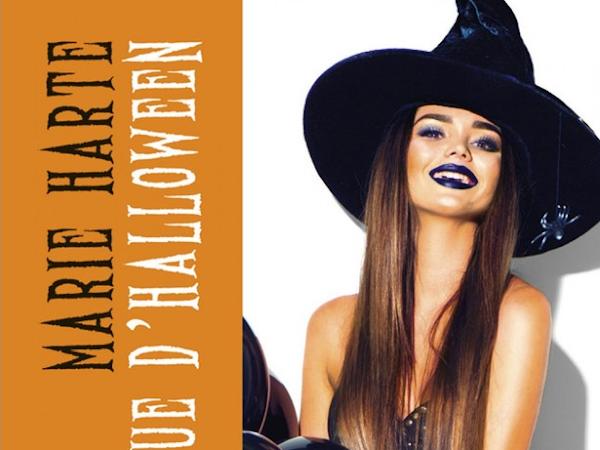 L'inconnue de Halloween de Marie Harte