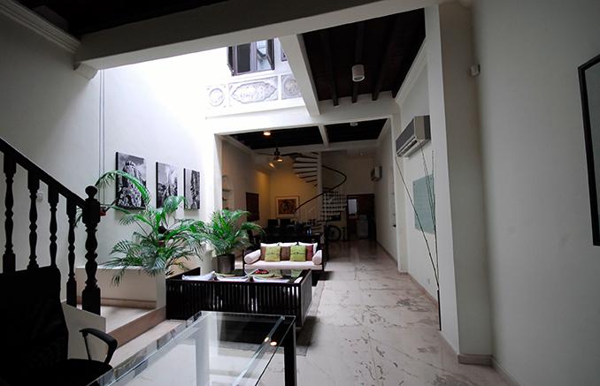 Conservation Shophouse Ground Floor