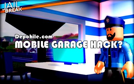 Roblox Jailbreak Bedava Mobile Garaj Alma Hilesi Ağustos 2020