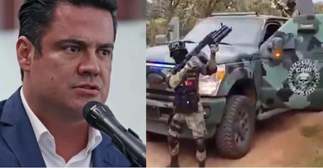 Por jalar con los de Sinaloa, El CJJG detrás del asesinato del Aristóteles Sandoval en 2018 lo habían amenazado de muerte