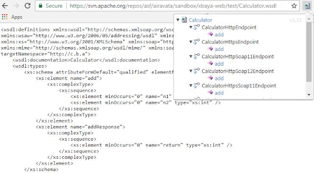Herramientas de testing de servicios web - Wizdler