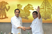 What Is the Big Agenda Between Prabowo and Jokowi?