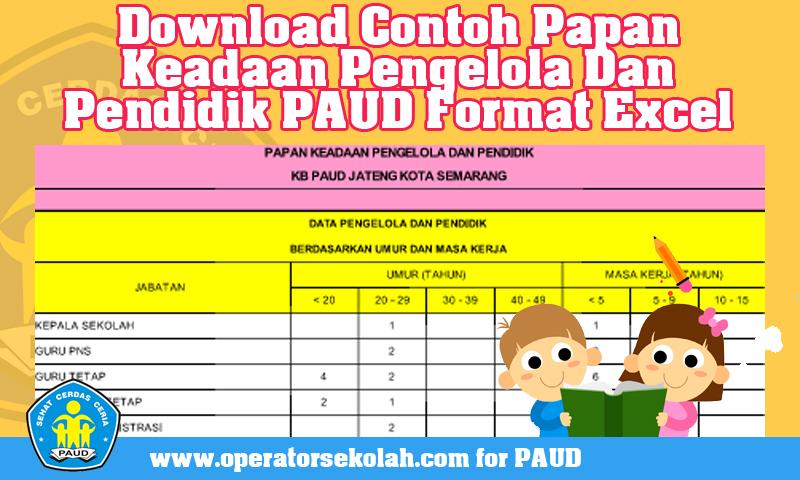 Download Contoh Papan Keadaan Pengelola Dan Pendidik PAUD Format Excel.jpg