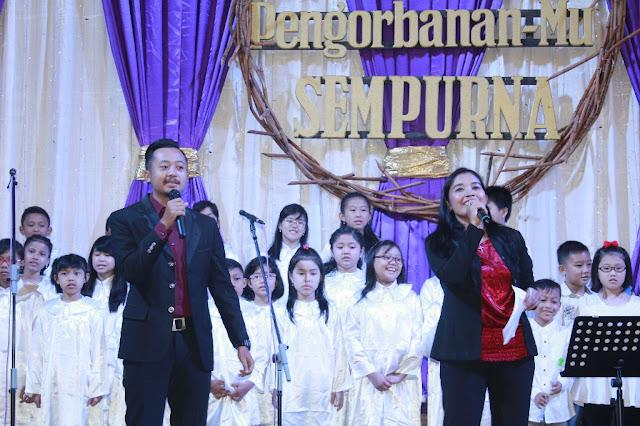 Dokumentasi Ibadah Paskah SD Kristen Kalam Kudus Surakarta 2017