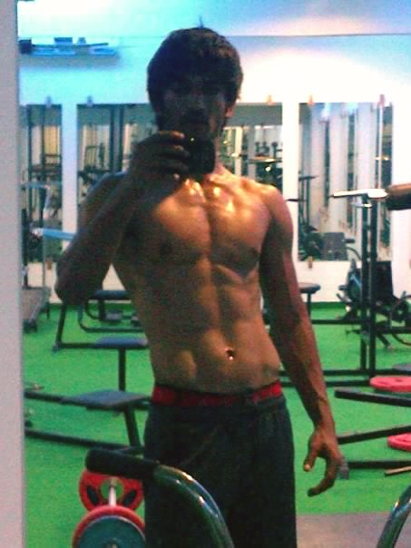 Dare to bare : Hot Indian TV Actors : Sushant Singh Rajput