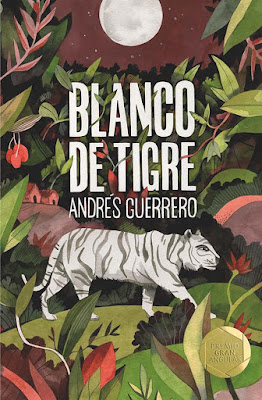 Una novela de Andrés Guerrero