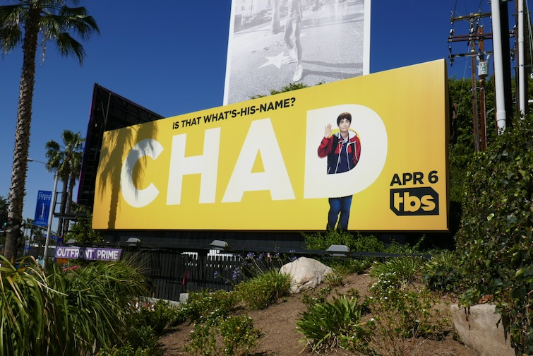 Is that Whats-his-name Chad billboard