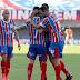 Com 4 gols de Gilberto,  Bahia aplica goleada pela  Copa do Nordeste