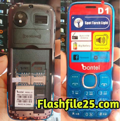 Bontel D1 Flash File