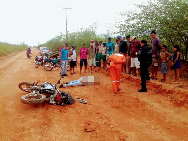 Rafaelense é encontrado morto ao lado de uma motocicleta na Serra do Mel