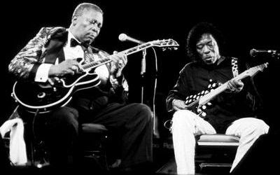 bb king and buddy guy