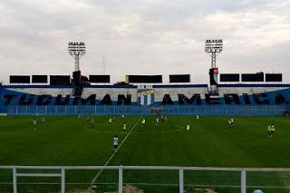 Atlético Tucumán vs Oriente Petrolero - Partido de vuelta Copa Conmebol Sudamericana - DaleOoo