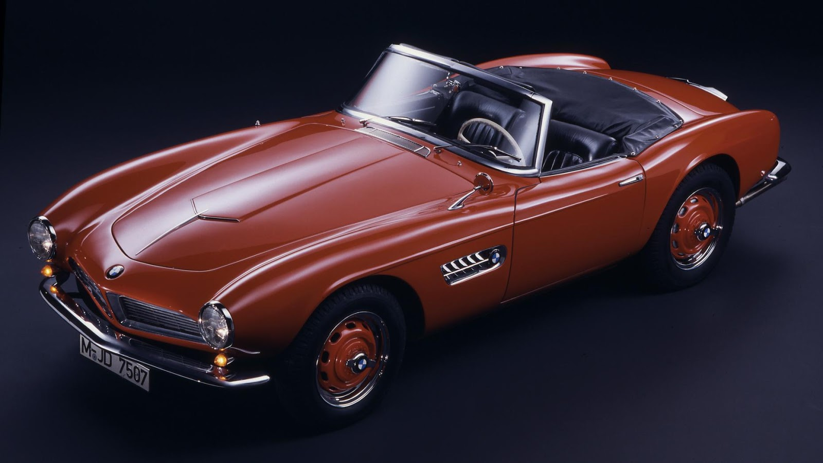 1955-1959 BMW 507