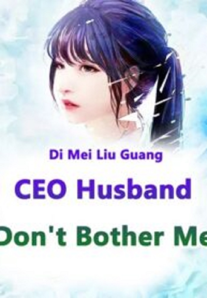 CEO Husband, Don't Bother Me Novel Chapter 11 To 12 PDF