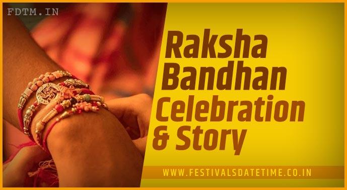 Raksha Bandhan Puja Vidhi and Raksha Bandhan Vrat Katha