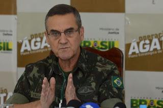 Comandante do Exército Brasileiro chama de 'lamentável' clamor por intervenção militar