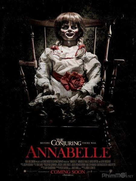 Bup be ma am - Annabelle 2014 Vietsub