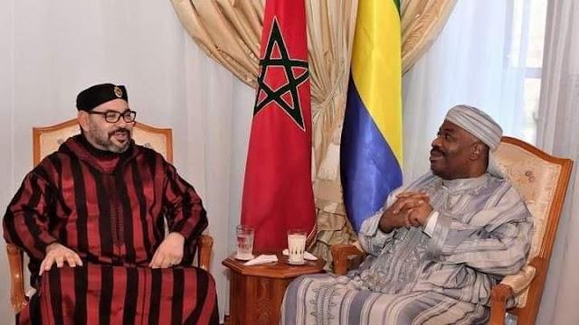 جلالة الملك يهنئ الرئيس الغابوني بمناسبة العيد الوطني لبلاده
