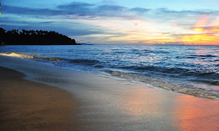 Visitindonesia; Senggigi Beach, A Beautiful Beach Inwards Lombok Island
