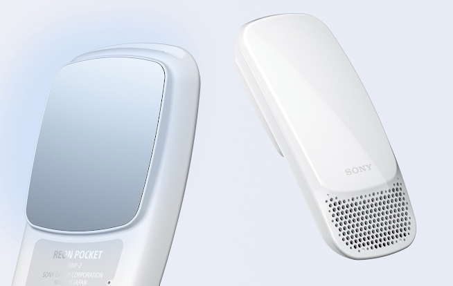 Sony Unveils Reon Pocket 2 Wearable Air Conditioner