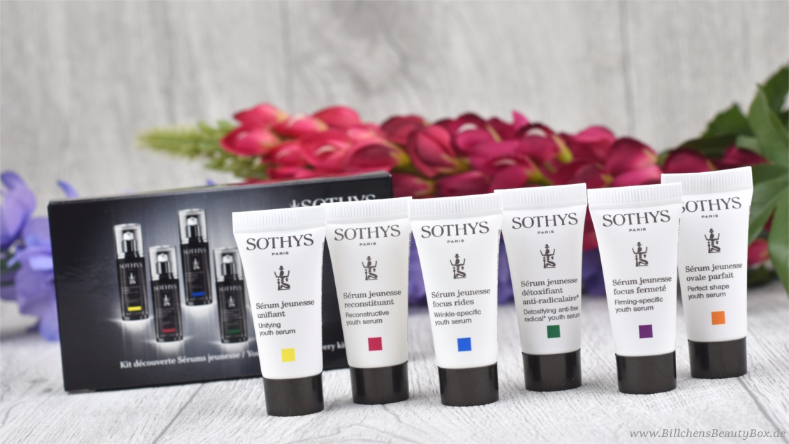 SOTHYS Box Frühlings-Edition Discovery Kit Serum Jeunesse
