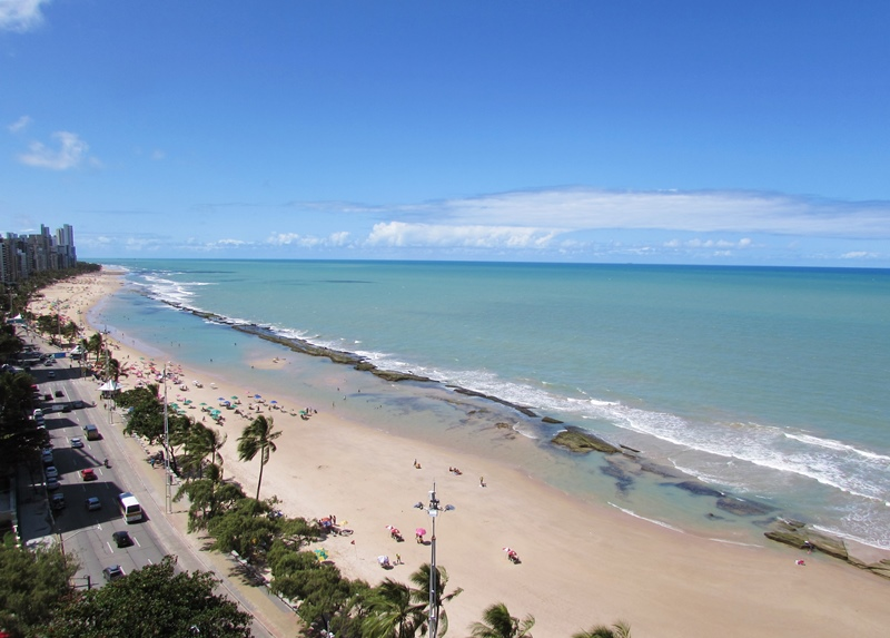 Hotel beira mar Boa Viagem, Recife