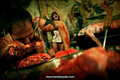 Kisah-Kisah Kanibalisme Terkenal dari Seluruh Dunia