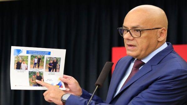 Gobierno venezolano revela nuevas pruebas de vínculo entre opositor Guaidó y paramilitares
