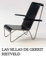 Sillas Gerrit Rietveld